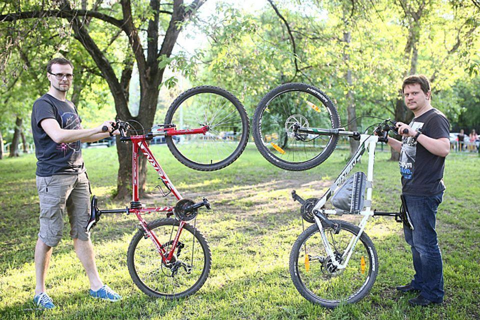 За последние пять лет в городе открылись 200 километров велополос.