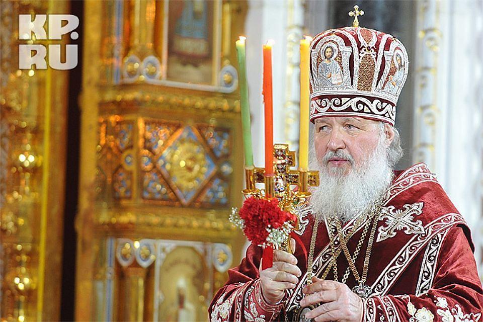 Патриарх Кирилл посетит Республику Коми