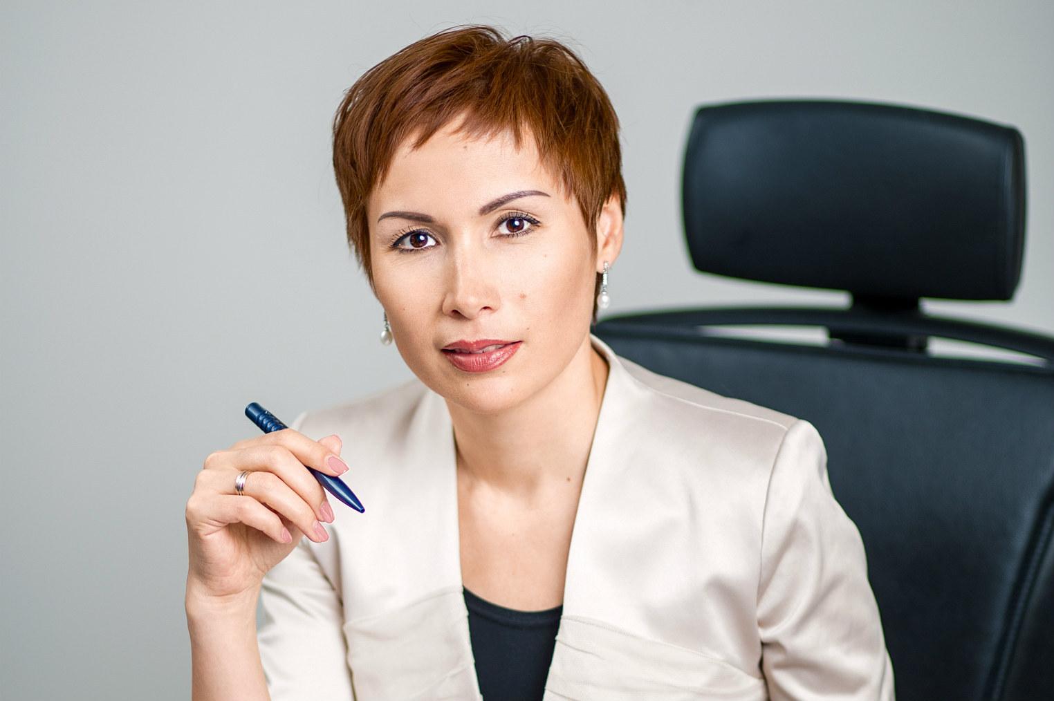 Лариса Горчаковская, генеральный директор ВТБ Пенсионный фонд (дочерняя структура банка ВТБ).