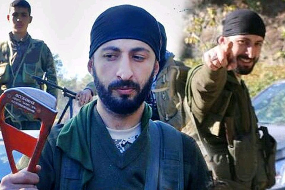 Альпарслан Челик Фото: Reuters/Личный архив