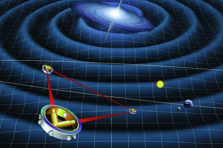 Эйнштейн был прав, уверяя, что гравитационные волны существуют.