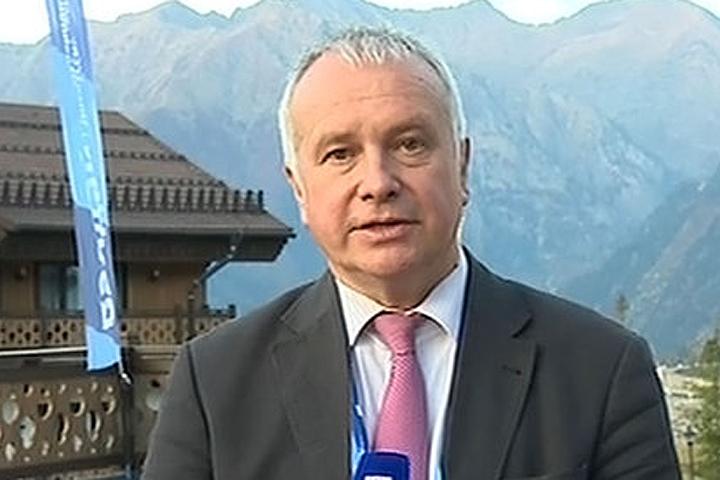 Немецкий политолог Александр Рар