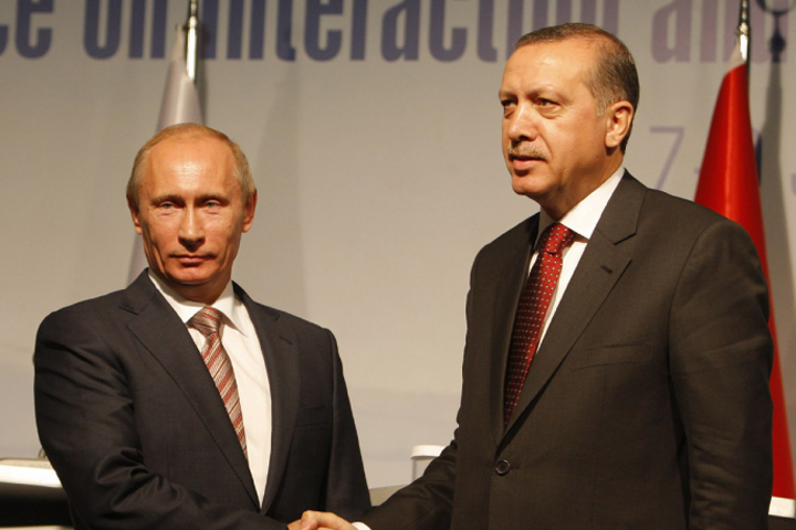 Президенты двух стран договорились о встрече