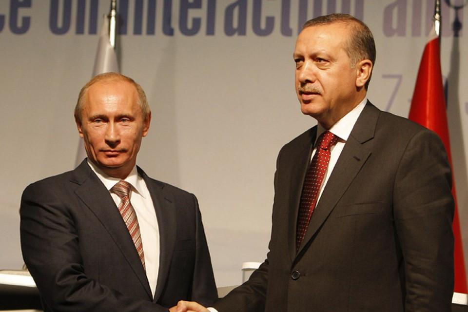 Руководитель МИД Турции: Нормализация отношений сРоссией пойдет напользу региону