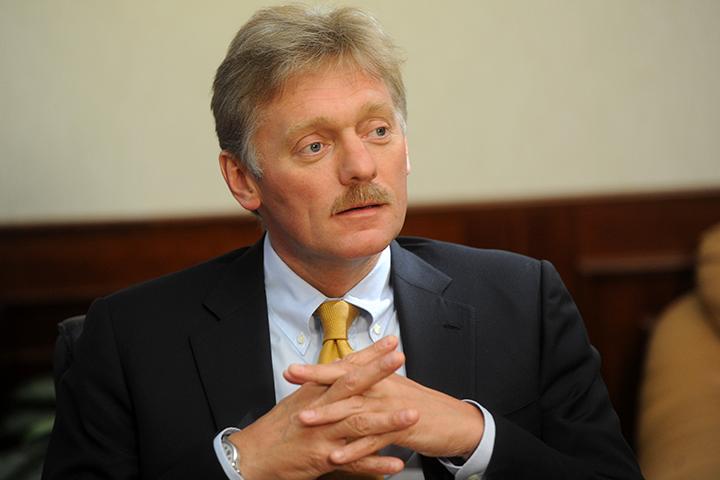 Пресс-секретарь Владимира Путина прокомментировал ситуацию с резонансным законопроектом