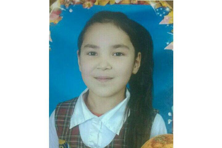 ВБашкирии потерялась 8-летняя девочка