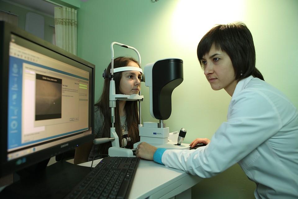 Сколько стоят контактные линзы для зрения в калининграде