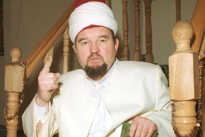 Московский имам помещён под домашний арест пообвинению вэкстремизме