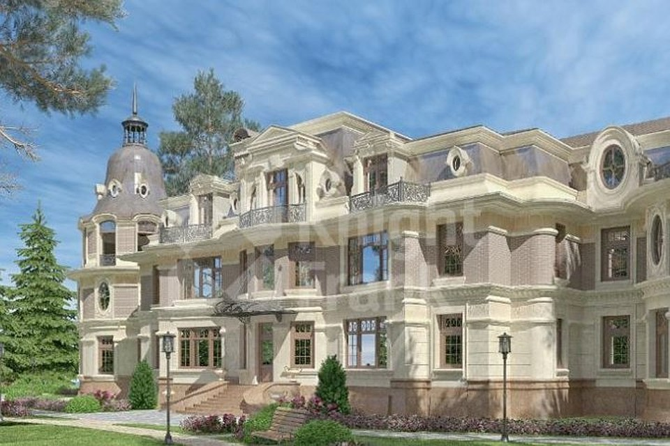Топ-10 самых шикарных домов Подмосковья, выставленных на продажу ФОТО: Сайт ЦИАН