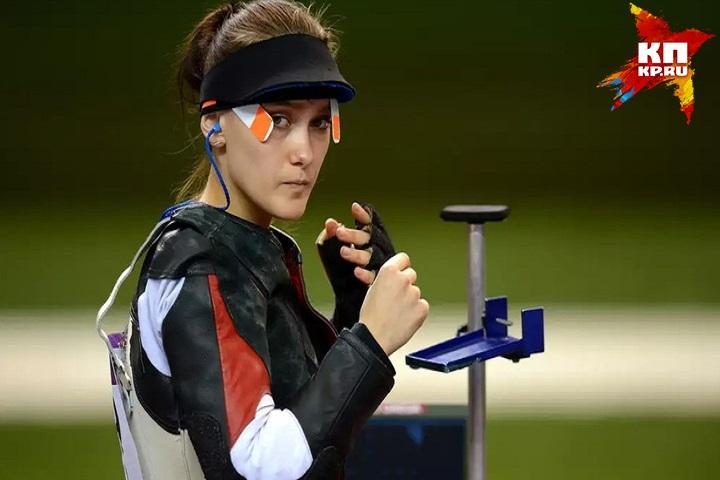 Россиянка Вдовина несмогла пройти вфинал состязаний стрелков
