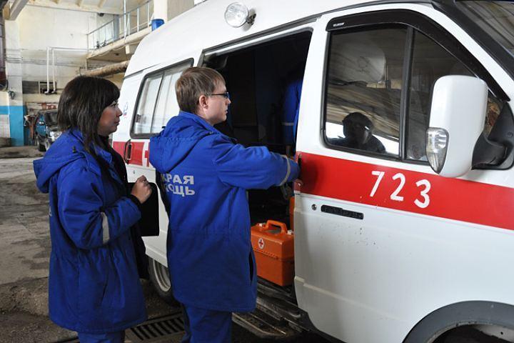 НаЯмале обновят парк реанимобилей скорой помощи