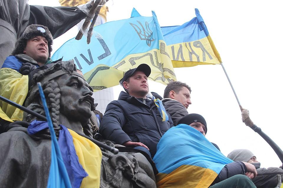 Украина: История и нация от противного
