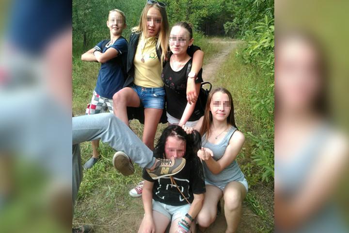 Пермские подростки сняли навидео издевательства над школьницей