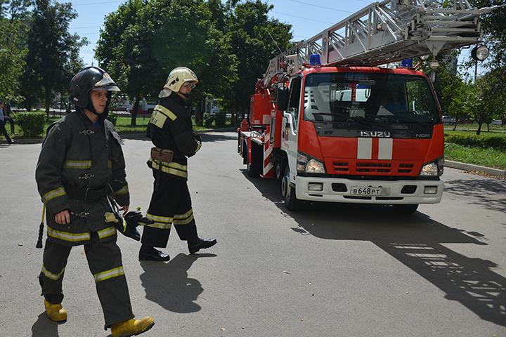 Назаводе «Кока-Колы» в российской столице произошел взрыв
