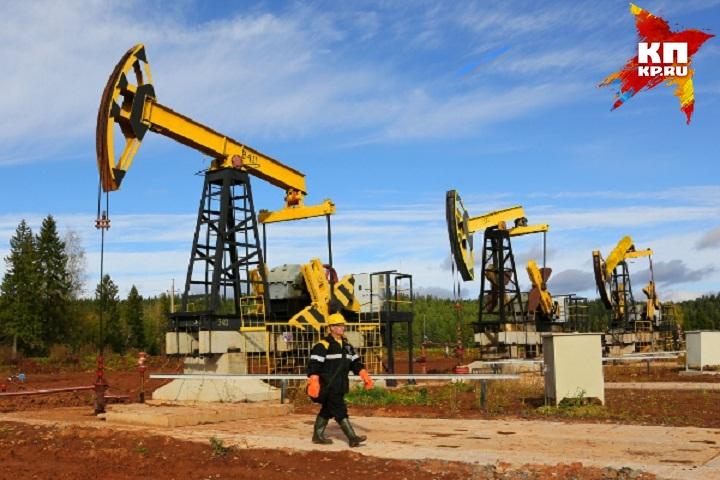6,4 млн тонн нефти добыли вУдмуртии ссамого начала года