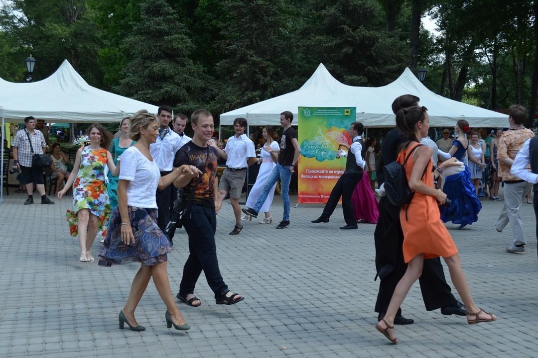 ВЛипецке пройдет фестиваль «Липецкие воды»