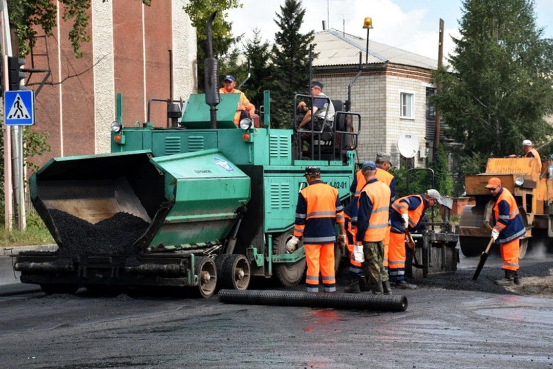 ВКамне-на-Оби починят две основных улицы