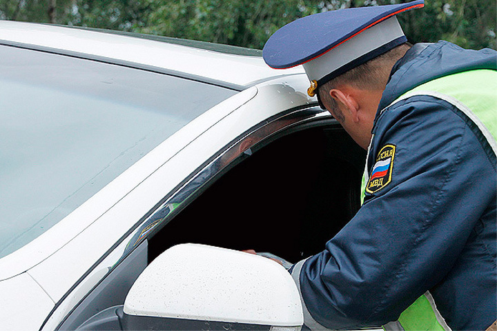 Гражданин Таганрога повторно сел заруль внетрезвом виде