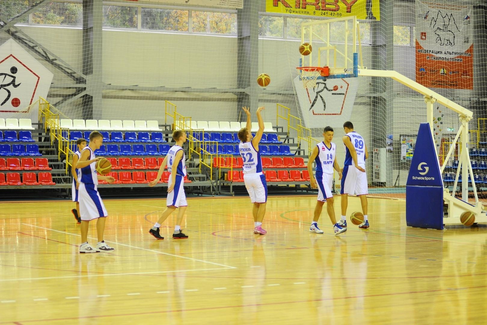 Баскетбольный клуб «Парма» выберет новое название