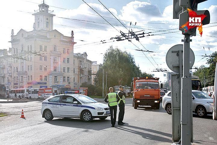 ВЯрославле задержали подозреваемого вложном сообщении обомбе вТЦ