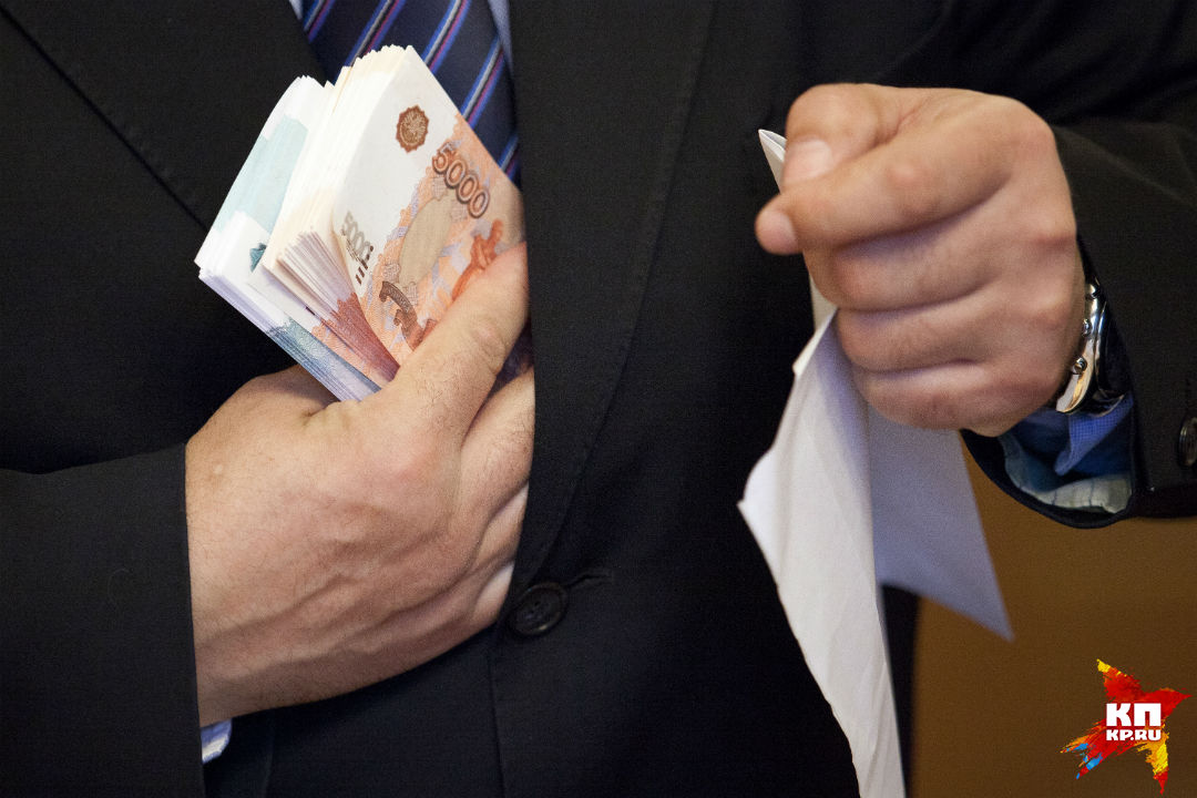 ВКирове директора госпредприятия подозревают вовзятке в1,5 млн руб.