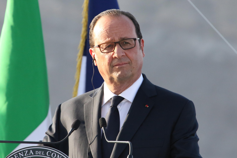 85% избирателей против Олланда— Опрос воФранции