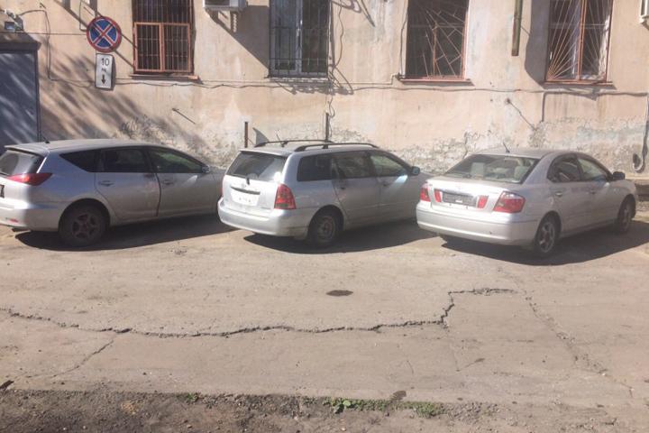 Автоугонщиков, подозреваемых вкраже 3-х иномарок, задержали вАнгарске
