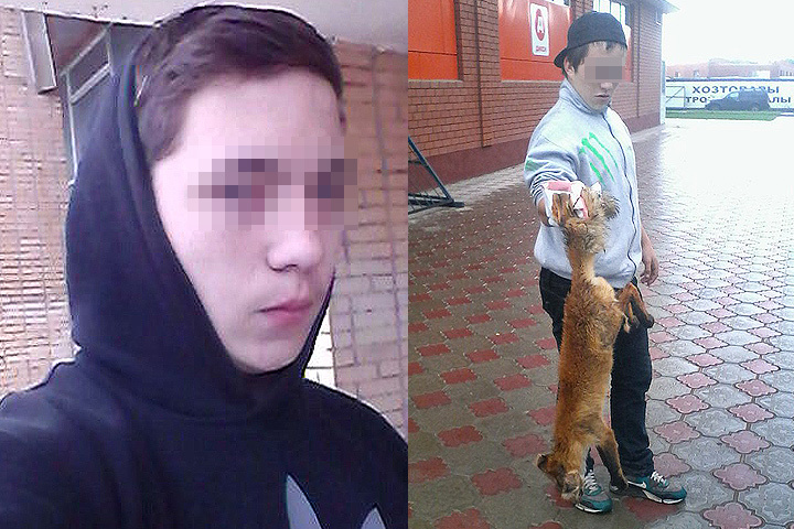 Показательное зверское преступление снимали на мобильные телефоны два друга.