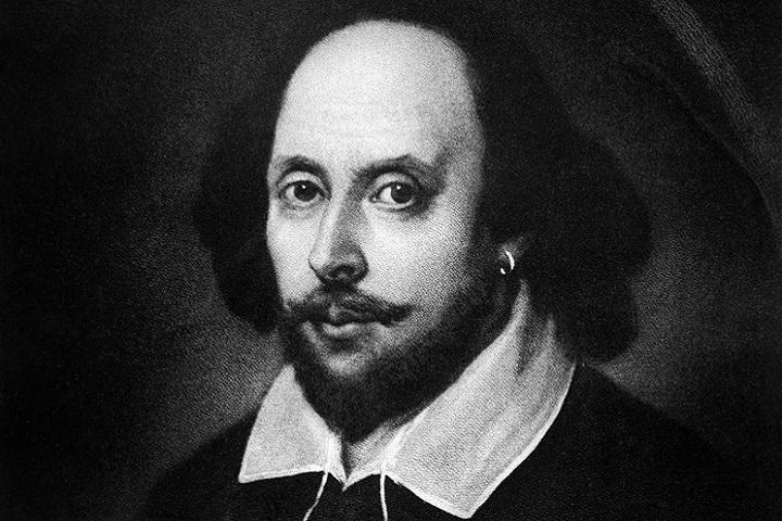 После реконструкции портрет Шекспира может остаться без бороды