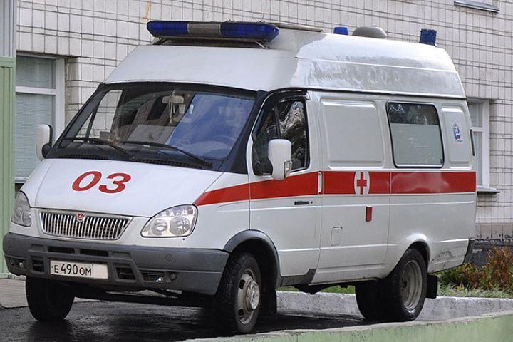 ВПетербурге 14-летняя школьница под градусом выпала с 5-ого этажа