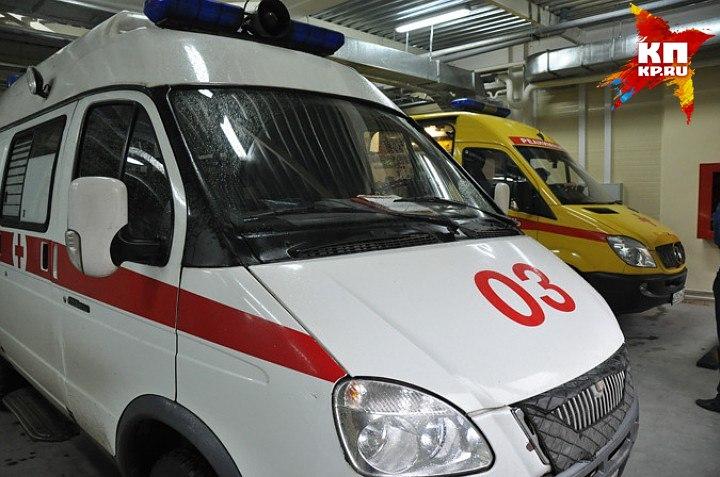 ВДТП с Тойота имаршруткой вХабаровске пострадали два человека