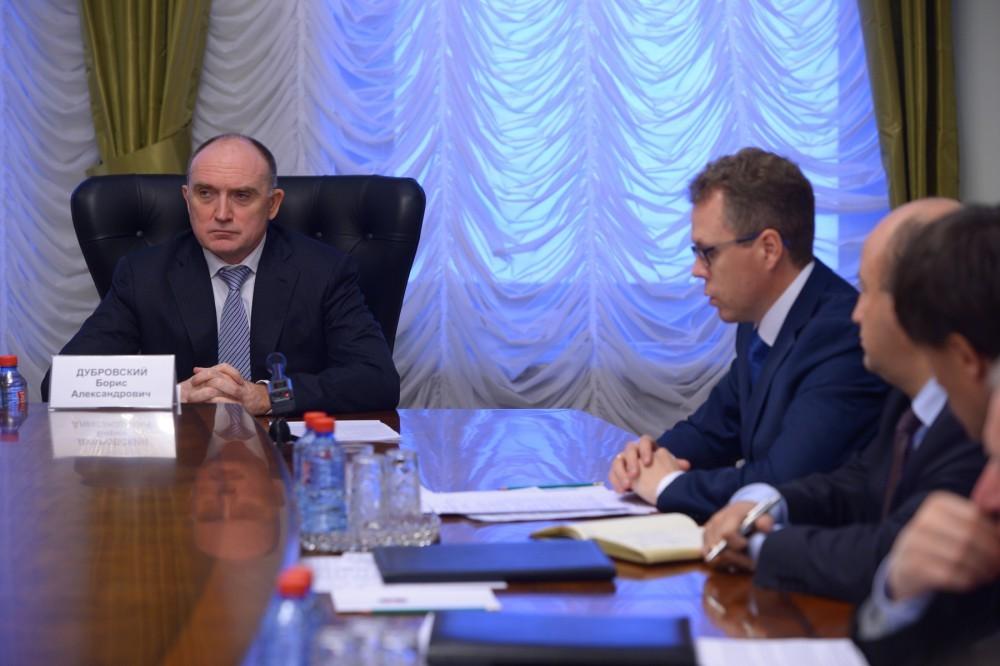 Борис Дубровский встретится сизбранными депутатами национальной Думы