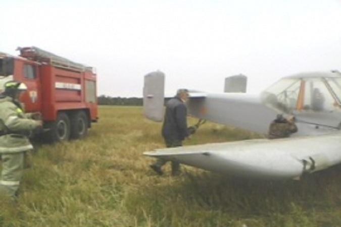 ВВоронежской области упал самолет Ан-2