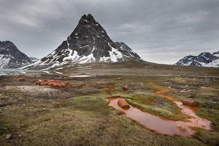 Североамериканская военная база вГренландии будет источником экологических сложностей