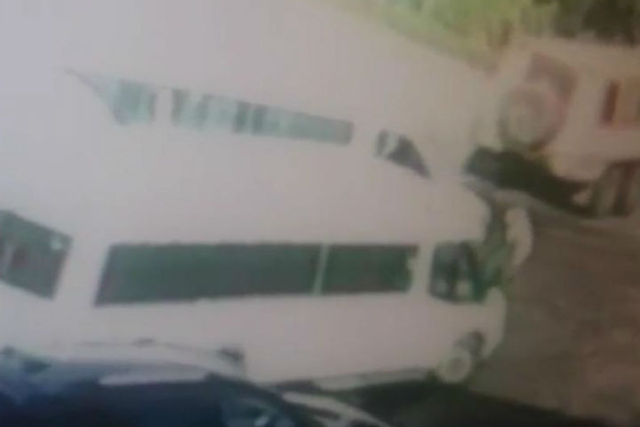 ВБашкирии подрались два водителя автобусов, неподелившие место наостановке