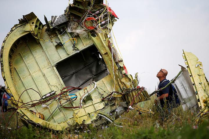 Говорить овине Российской Федерации вкатастрофе MH17 еще рано— обвинитель Нидерландов