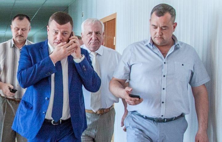 Вице-губернатор Олег Иванов назначен первым заместителем руководителя администрации области