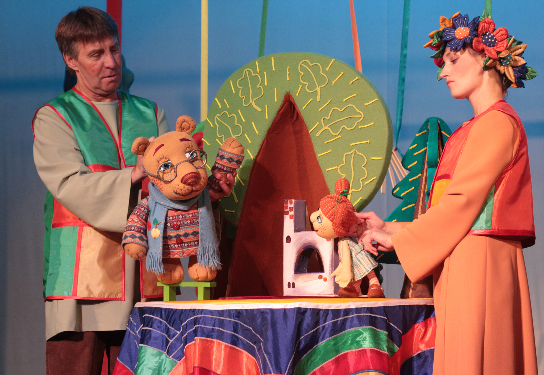 Сегодня вНижнетагильском театре кукол состоится открытие 73-го театрального сезона