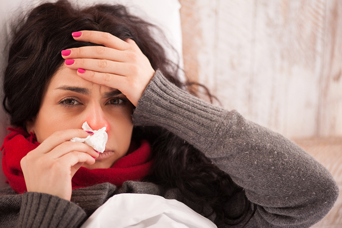 ОРВИ или грипп ― «привычные» заболевания, с которыми по статистике каждый взрослый человек сталкивается 1-2 раза в год.
