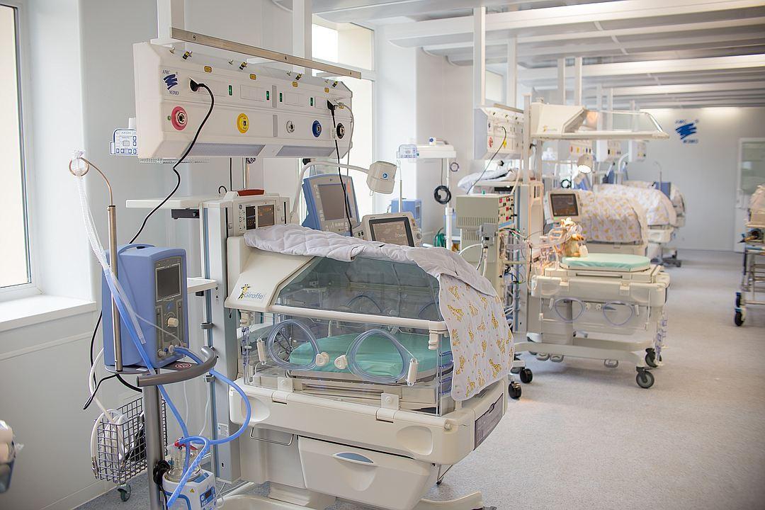 Девочки-двойняшки первыми родились вперинатальном центре вЧелябинке