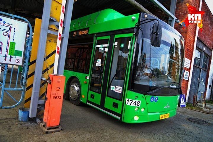 Екатеринбург покупает еще 60 автобусов