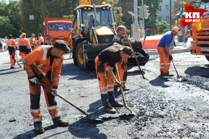 ВОмске официально закончился глобальный ремонт дорог