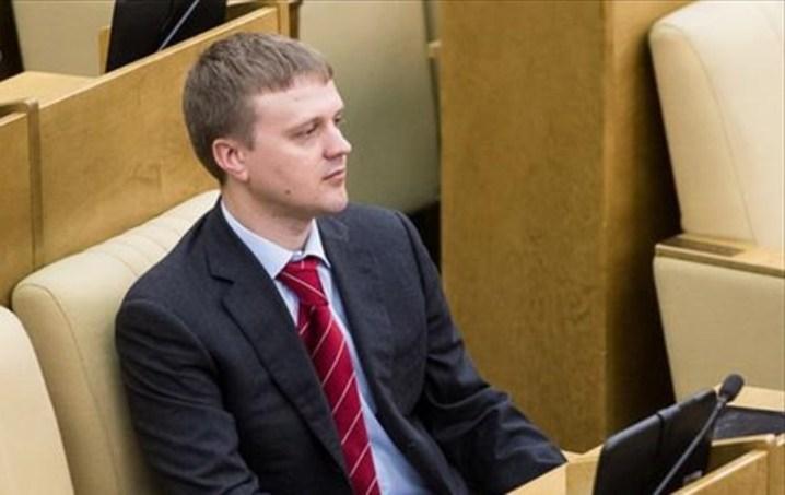 Депутат отТомской области Алексей Диденко возглавил комитет Государственной думы РФ