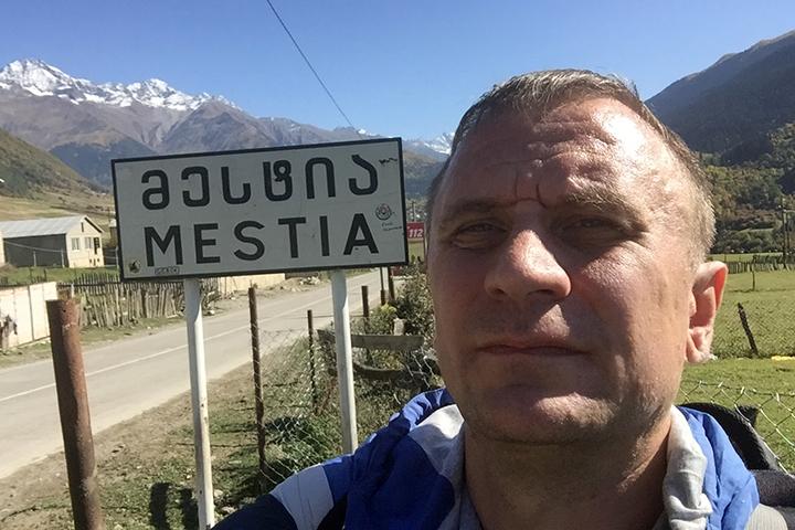 Наш спецкор Владимир Ворсобин отправился в Грузию