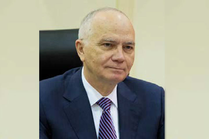 Посол России в республике Молдова Ф. Мухаметшин