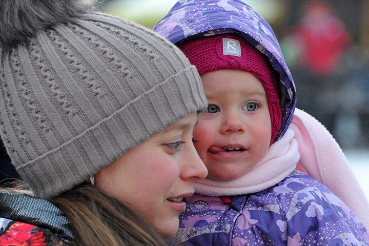У матерей больше шансов передать по наследству гены
