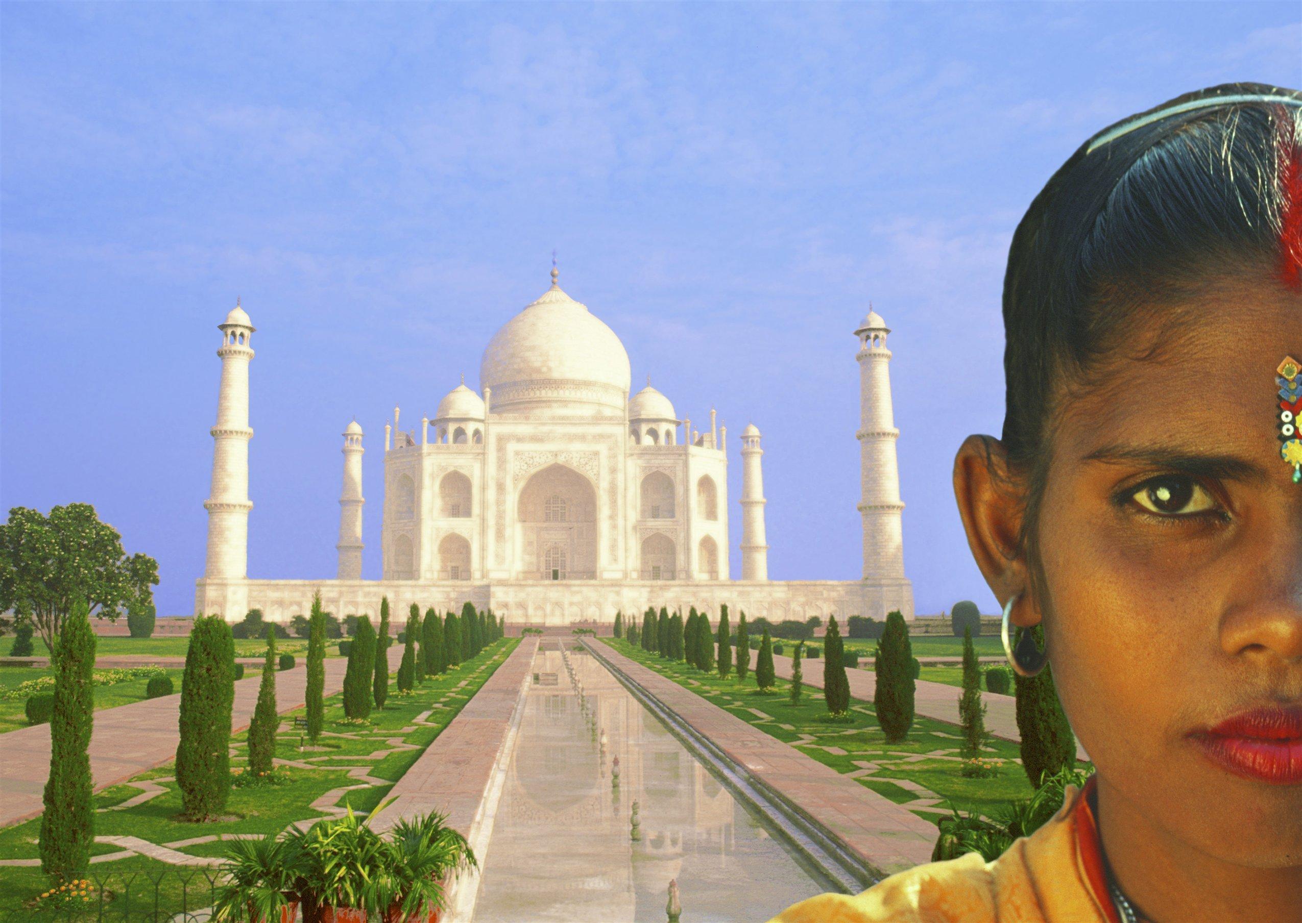 Беломраморный дворец будут приводить в порядок с помощью секретов индийских красавиц.