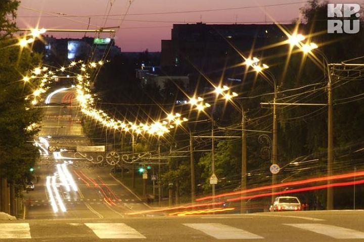 Власти обещают осветить самые темные участки трасс