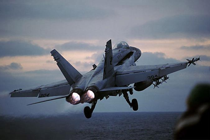 Оборонительные силы Финляндии в срочном порядке начинают вести подготовку летчиков истребителей. Фото: с сайта ru.tsn.ua