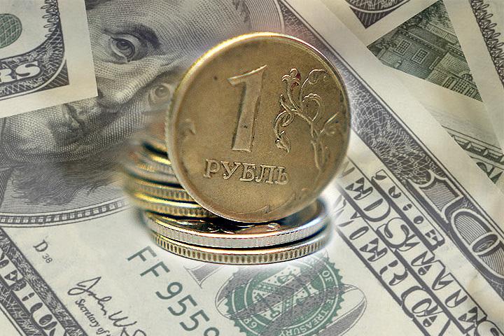 Доллар может упасть ниже 60 рублей